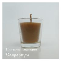 """Свеча восковая """"Жасмин"""""""
