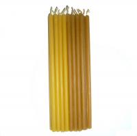 Свечи восковые № 120 освящённые (упаковка 10 шт.)