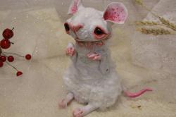 Мышь достатка и белой судьбы Шуша