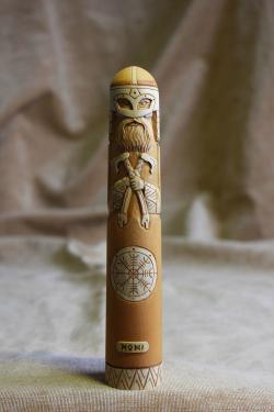 Скандинавский бог Моди