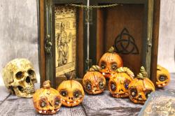 Ритуальные Помощники и Защитники ТыквоМонстрики