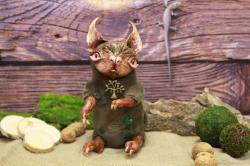 Древесный Кот СамЭль (Элемент Земли)