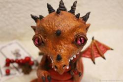 Защитник - Огненный Дракон Рарог