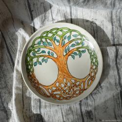 "Тарелка ""Дерево жизни"""