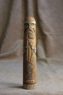 Скандинавский бог Ньёрд