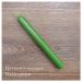 Свеча восковая зелёная (3 часа)