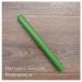 Свеча восковая зелёная (6,5 часов)