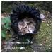 Кожаный мешочек 7,5 х 8,5 см.