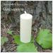Алтарная восковая свеча белая