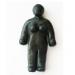 Кукла восковая, жен.  (вольт), чёрный