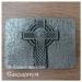 """Пряжка для ремня """"Кельтский крест"""""""