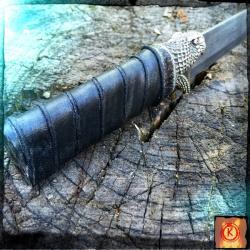 Ритуальный нож Гадюка