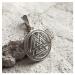 Амулет-подвеска Валькнут, серебро 925