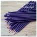 Свеча восковая фиолетовая № 120