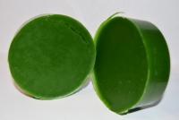 Воск пасечный, зелёный, 100 гр.