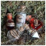 Магические ингредиенты, сырьё, материалы, формы, ёмкости