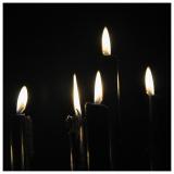 Симпатические свечи, свечи программы