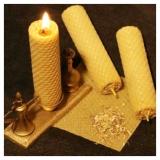 Травяные свечи